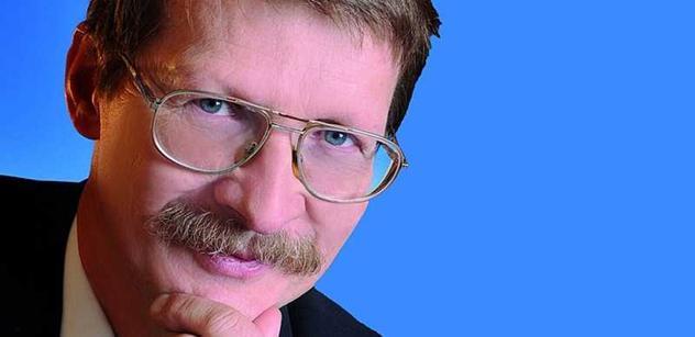 Kohlíček pronesl hrozivá slova o lidech, kteří chtějí vládnout Ukrajině