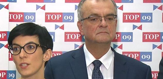 Kalousek (TOP 09): Je mi Miloše Zemana líto