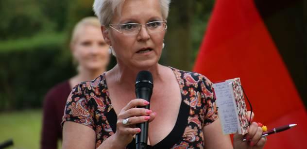 Česká aktivistka z Německa: Je to tu jako za války. Migranti jsou jak krkavci. Kradou tu i Češi, respektive cikáni