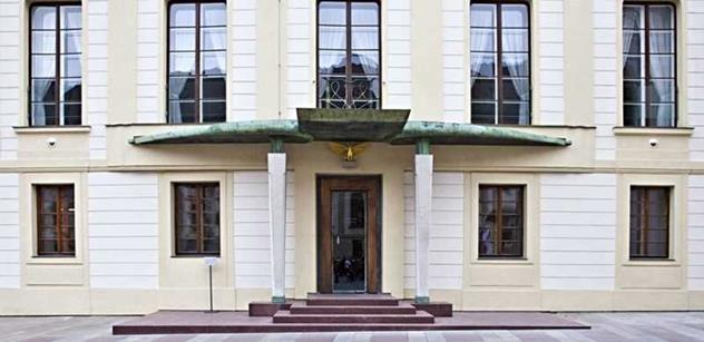 Hrad: Prezident republiky přijal Jiřího Langa