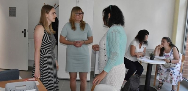 Praha 5: Pečovatelská služba Centra sociální a ošetřovatelské pomoci Praha 5 nově na Barrandově