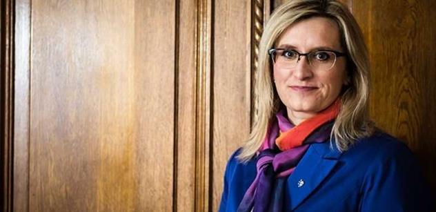 Ministryně Šlechtová: Nezaměstnanost, chudoba a následné sociální vyloučení ženou mnohé lidi do spirály beznaděje