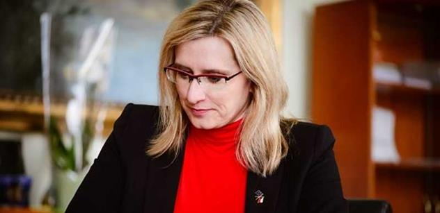 Ministryně Šlechtová: Pomoc záchranného systému bude rychlejší