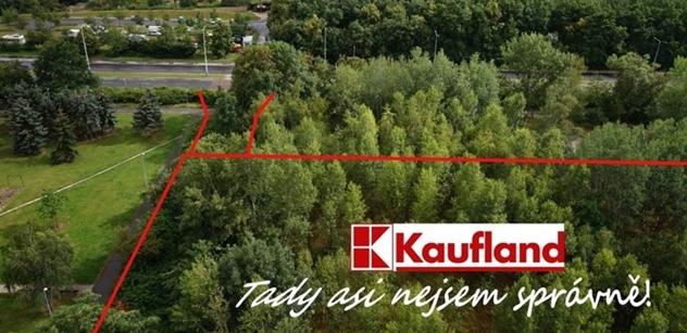 Obyvatelé Bohnic se brání výstavbě obchodního domu Kaufland