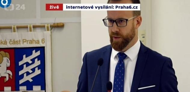 Neúspěšné odvolávání Koláře na Praze 6. Malá domů pro spolužáka? A nakonec vše rozsekla Marta Semelová