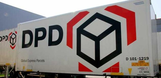 Společnost DPD zavádí kontejnery s dvojitou podlahou