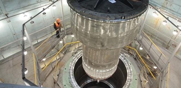 Nejvýkonnější rychlý výzkumný reaktor MBIR má za sebou 1. fázi kontrolní montáže reaktoru