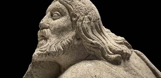 Náhodně objevený gotický reliéf Krista se stane u Salvátora průvodcem postní dobou