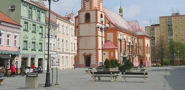 Sokolov: Druhá etapa rekonstrukce v Tylově ulici