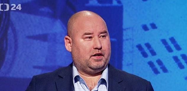 Kováč (JSI PRO?): Kandidát Matějka vzal do zaječích z televizní debaty