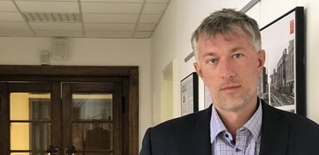 Primátor Kroupa: Nový ředitel povede jablonecké strážníky od dubna