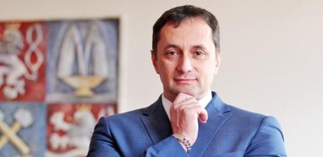 Hejtman Kubis: Kraj přispěje na základní vyznačení Krušnohorské Hřebenovky