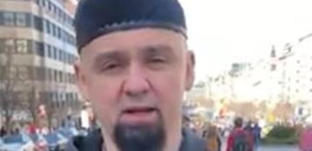 """Pěstovat českého muslima, navrhuje šéfmuslim Kušnarenko. """"Putinův agent!"""" zaznělo"""