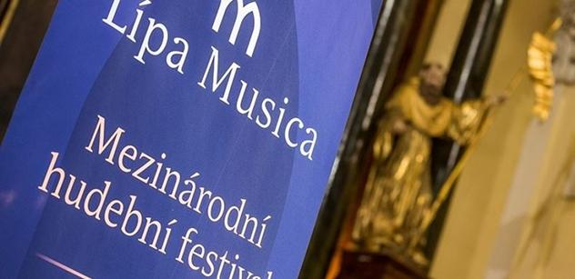 Komorní start třetí třetiny Lípy Musicy