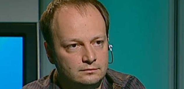 Protikorupčník Láska v ČT kritizoval ztrátu zdravého rozumu. Jde o Šlachtu a Nagyovou