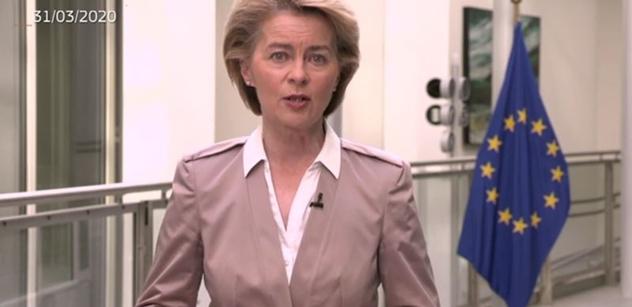 EU oficiálně vyvrátila, že je covid spiknutí. Rusko, Čína? Ty, ty, ty, podrýváte nám důvěru
