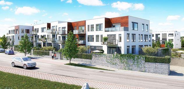 Natland Group připravila v Praze – Lipencích nový rezidenční projekt