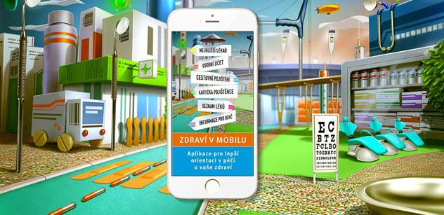 Česká průmyslová zdravotní pojišťovna: Mobilní aplikace umožní kontrolu Vaší zdravotní péče