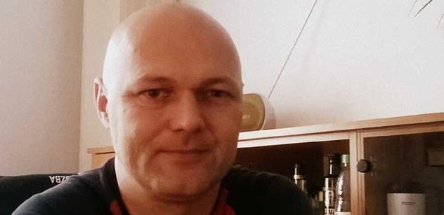 Marek Obrtel: Jsem pro znovuzavedení všeobecné branné povinnosti a vojenského výcviku