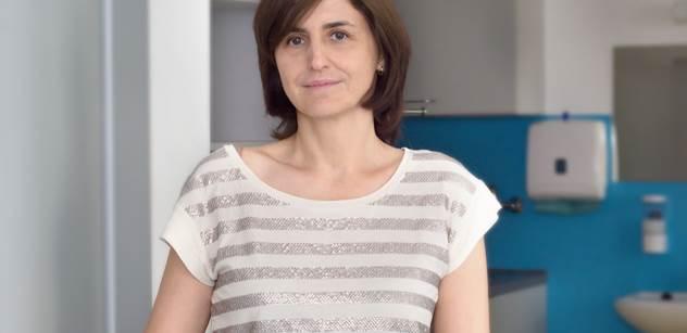 Olga Magnová: Počet incidencí štítné žlázy stále stoupá