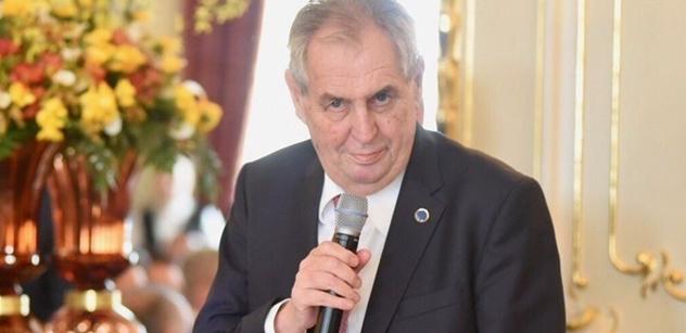 Andreji, přidej, pobídl Zeman premiéra. Noví ministři jmenováni