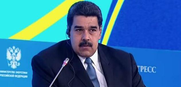 Trumpe, špatné. Maduro zůstal. Rusové a Číňani v akci: Převratné informace