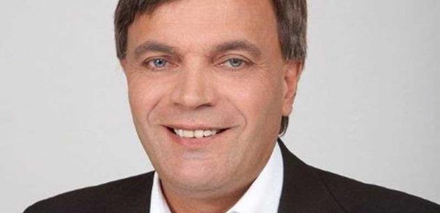 Martinů (ODS): Fatální problém naší země je ve výparu