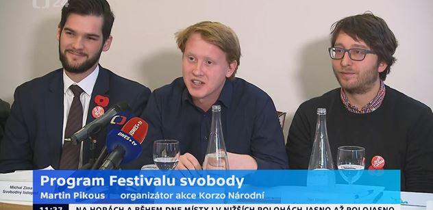 17. listopad: V Praze se bude číst Havel. A představí se neziskovky