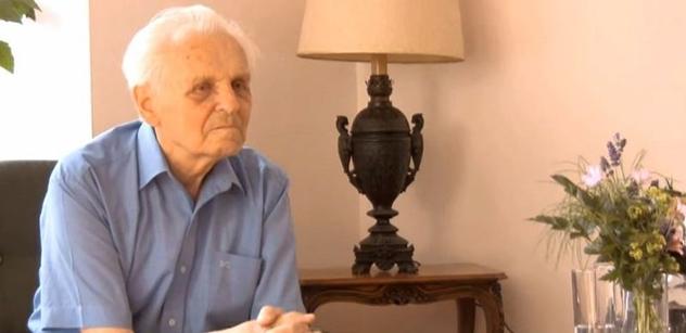 Pamětník Miroslav Matouš pro PL prozradil, co mu řekla po letech Glazarová, která napsala odsuzující článek o Horákové. Odkryl i pravou tvář Bezruče. A dnešním lidem vzkazuje...