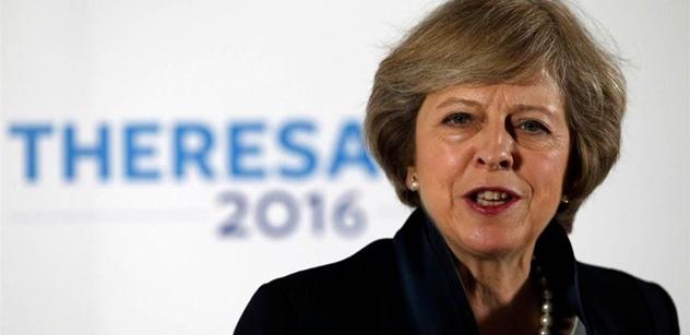 Britská premiérka Mayová vystoupila k Brexitu. Zde jsou novinky