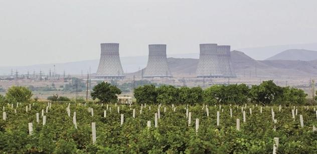 Rosatom: Jediný arménský jaderný blok bude omlazen