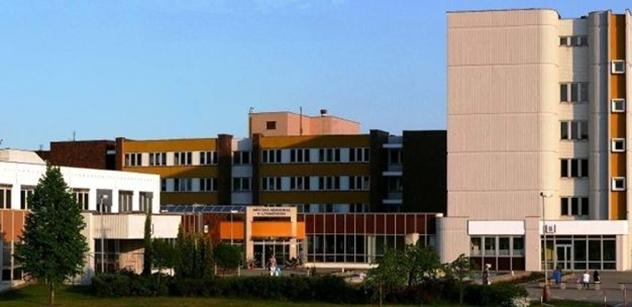 Mětská nemocnice Litoměřice má další novou sanitku