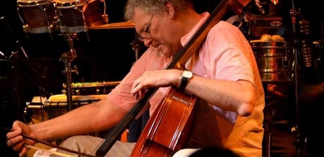 Jazzová legenda Miroslav Vitouš vystoupí v rámci Mezinárodního dne jazzu v pražském Paláci Akropolis