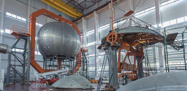 Rosatom dokončil montáž reakční komory nejvýkonnějšího laseru na světě