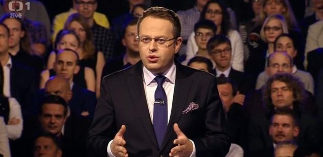 """Poklidná debata v ČT se zvrtla: Hlavně že váš program zaujal voliče, pálil Faltýnek do Farského. """"ANO, SPD, komunisti a Zeman, smrtící koktejl,"""" utrousil Kalousek"""