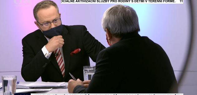 Pavel Novotný ohlásil kandidaturu do Poslanecké sněmovny. Když ho ODS postaví