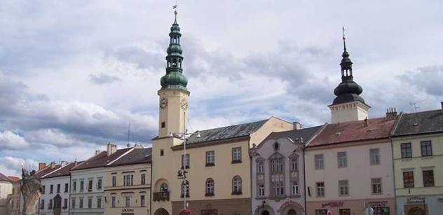 Moravská Třebová: Ulice Svitavská se dočká celkové proměny