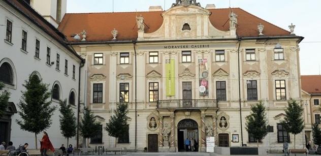 Design, skákadlo i kino – Moravská galerie se s Uměleckoprůmyslovým muzeem rozloučí ve velkém stylu