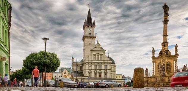 Uničov: Velitel městských strážníků obdržel medaili krajského policejního ředitele