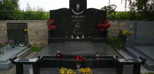 Smrt mafiána Mrázka: Policie zná pachatele, píše server Slonkové