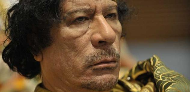 Pravda leze ven: Toto sdělil Muammar Kaddáfí britskému expremiérovi Blairovi. Je to na nahrávce