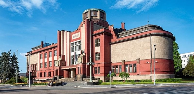 Muzeum východních Čech: Nález zlomku raně středověké dlaždice z Hradce Králové