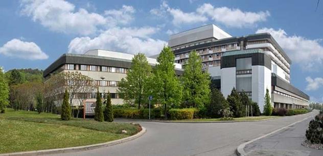 Ředitel Nemocnice Na Homolce: Uzavřeli jsme s panem ministrem gentlemantskou dohodu