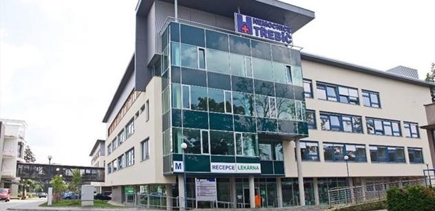 Nemocnice Třebíč zahájila provoz nového urgentního příjmu