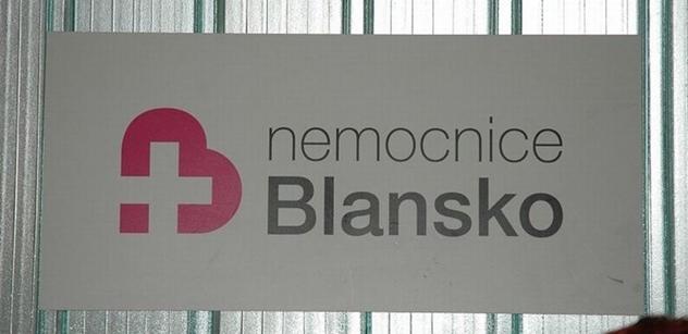 Nemocnice Blansko: Rehabilitační oddělení čeká kompletní proměna
