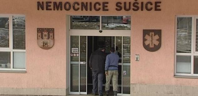 Nemocnice v Sušici rozšiřuje počet lůžek pro dlouhodobě nemocné