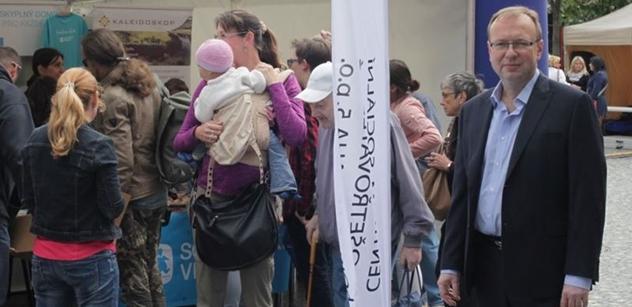 Praha 5: Anděl bude patřit neziskovým organizacím pod záštitou radnice