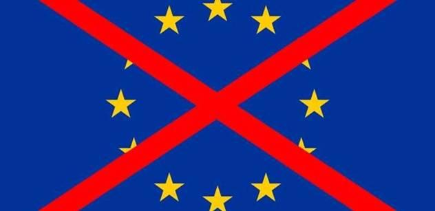 Češi zlořečí EU. Sovětský svaz, který se rozpadá, hodnotí politici