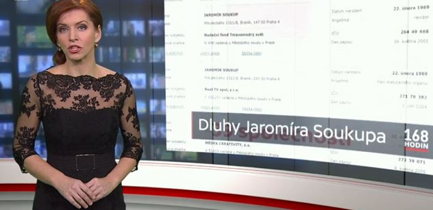 Třesk kolem Jaromíra Soukupa: Nora Fridrichová ví, jak má dopadnout Barrandov