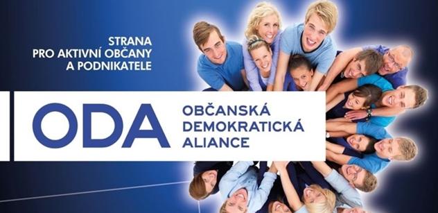 ODA: Rozpočet trpí mnohem větším problémem, než je deficit